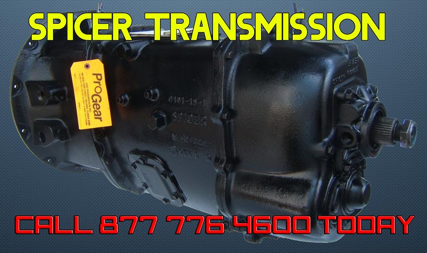 Spicer Transmission | Discount Truck Transmissions